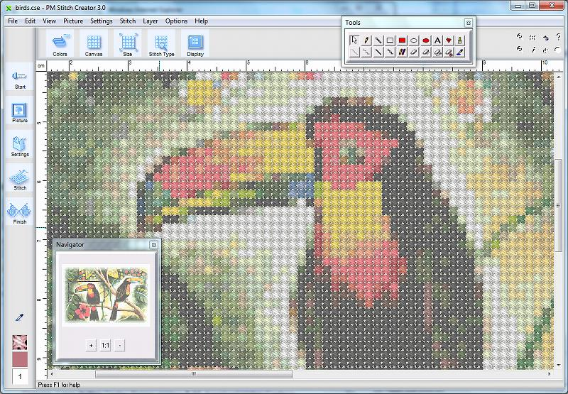 Cross Stitch Supplies, Free Cross Stitch Patterns, and Everything