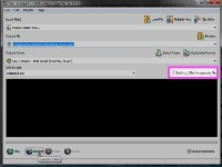 STOIK Video Converter - set separate files output option