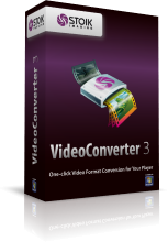 One-click Video Conversion with new version of STOIK Video Converter