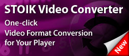 STOIK Video Converter - One-click Video Format Conversion for Your Player