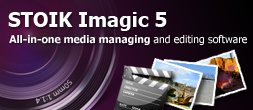 STOIK Imagic - universal media browser, image and video editor